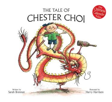 Book Title - The Tale of Chester Choi