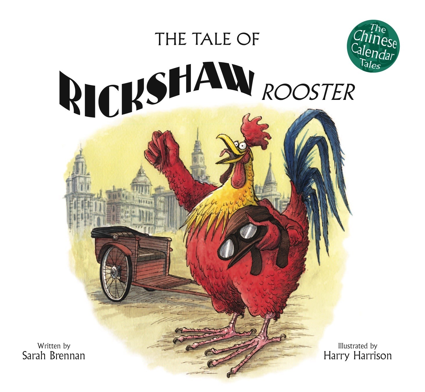 The Tale Of Rickshaw Rooster